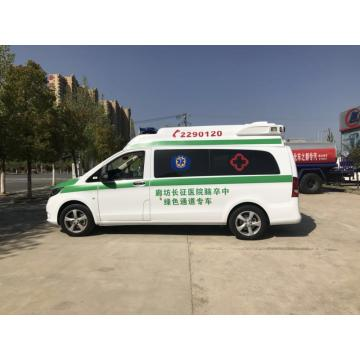 Mercedes 4x2 Vito ambulans high Top terbaru