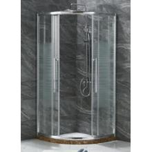 Sala de ducha simple con línea (E-01 con línea)