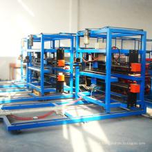 Linha de produção contínua de linha de produção de máquinas de painéis de sanduíche pu