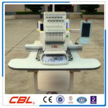 Nueva condición CBL-HKC1201 máquina de bordar de cabeza sola cabeza