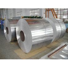 H18 1050 PS bobine en alliage d'aluminium pour impression vente chaude à l'étranger