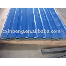 prepainted galvanized steel sheet