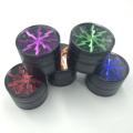Fashion Style Cool Lightning Herbal Grinder for Smoking Cigarette (ES-GD-008)