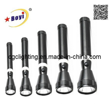 Linterna recargable CREE LED Cgc-Z202-2AA