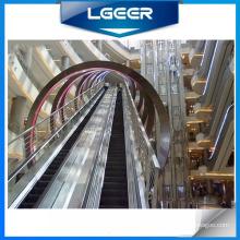 Escalator à hauteur élevée