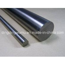 Barre / barre d'alliage de molybdène de Tzm de haute densité pour le moule