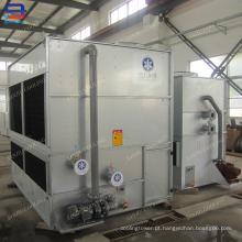 Sistema de refrigeração para compressor de ar