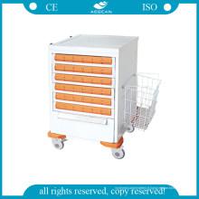 Chariot médical avec tiroirs AG-Mt036