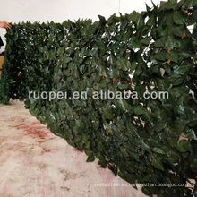 Faux Ivy Hedge Artificial lvy Fence