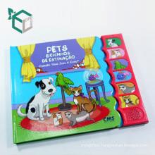 Hot sale nice looking perfect binding custom printing carton Children book