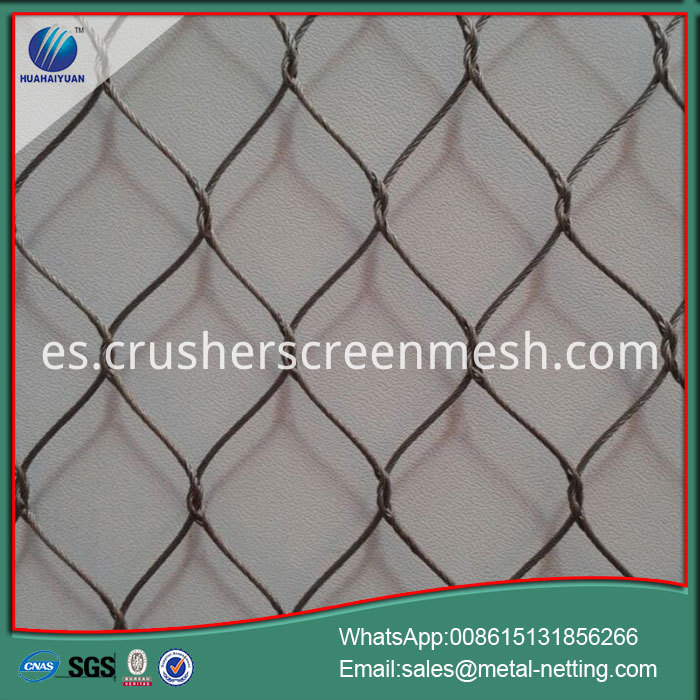 Protection Rope Mesh