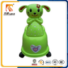 Plastic Potty Chair for Kids Made in China with Removable Inner Toilet