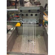 PC + granulateur à double vis en plastique à base de polymère ABS