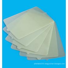 FR4 electrical material fiberglass cnc processing parts