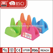2010 new design plastic kitchenware holder
