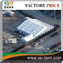 Songpin Tent Fabricant Tente en PVC de 20x20m avec des parois latérales de la cathédrale