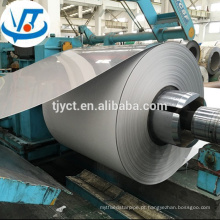 ASTM A240 SS321 316 304 430 201 bobinas de aço inoxidável