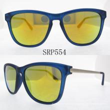 Colorido hecho a mano gafas de sol de la moda del acetato Srp554