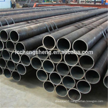 astm a134 galvanized round steel pipe factory price