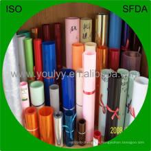 Película de PVC para embalaje de alimentos
