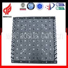 750 * 800 relleno de PVC de Liangchi para las piezas cuadradas de la torre de enfriamiento