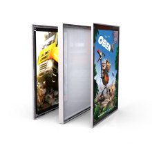 Edgelight AF9A a1 magnetic led light CE ROHS hot sell double side magnetic led light box