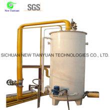 Electric Heating/Steam-Bath/Circulating Hot Water Liquefied Gas Vaporizer