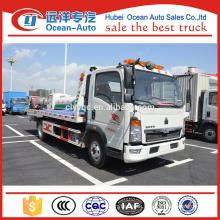 4*2 Sinotruk Howo Recovery Wreker Truck