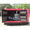 Bruit de 80 dB preuve 250KW rechange utilisée générateur d'alimentation Machine électrique