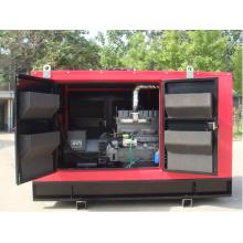 250KW recambio usado generador suministrar máquina eléctrica a prueba de ruido de 80 dB