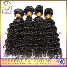 Brand Name Afro Kinky Twist Wholesale Virgin Remy Human Hair Weave Hair Weave