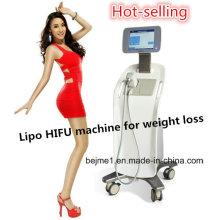 Perte de poids non invasive de Lipo Hifu amincissant la machine de beauté