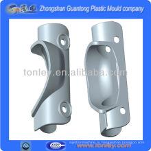 чайник (OEM) китайский пластиковые литья cnc машина запасных частей для пластика