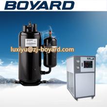 50hz 2hp btu10000 compresseur de climatisation york pour unité de refroidissement d'huile