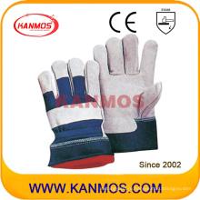 Красная руна Теплые зимние рабочие перчатки для промышленной безопасности (11301)