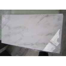 Chinese White Marble Tile Calacatta White