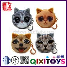 Дешевые оптовая кошелек на заказ кошка портмоне
