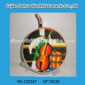 Poyers decorativos de cerámica a granel al por mayor para la protección contra el calor