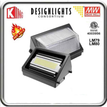 150W LED Wall Pack LED Wall Pack Light Wall Pack LED Meanwell Power and CREE Xte LED Chip CE ETL Dlc