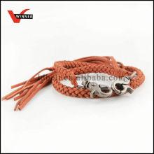 Eco-friendly woven belt braided