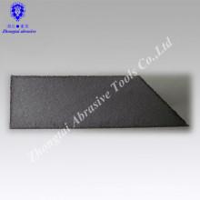 Bloque de lijado de la espuma dura de la mano de alta densidad del ángulo para el metal