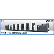 Rolle zu Rolle-Offset-Druckmaschine