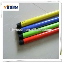 american yellow metal broom handles