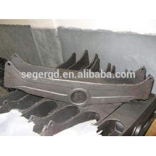 customized precision CAD drawings casting auto ship parts