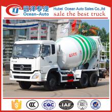 Dongfeng 8 cbm concrete mixer truck para venda