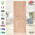 Huge Size Five Panel Wood Beech Door Sheet