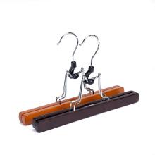 Assessed supplier Pengfei wooden pants hair extension hanger