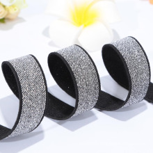 Functional elastic ribbon/ barcode elastic Ribbon /woven elastic ribbon