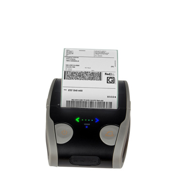 Imprimante thermique portable portable Bluetooth QS Label