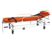 Civière en alliage d'aluminium pour Ambulance